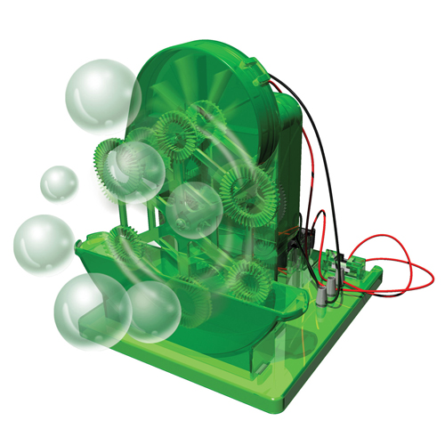 Image of   ALGA Science Robotic Bubble Blower