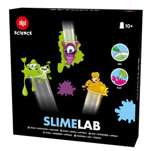 Image of   ALGA Science Slime Lab - Lege- og læringssæt