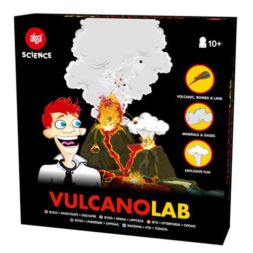 Image of   ALGA Science Volcano Kit