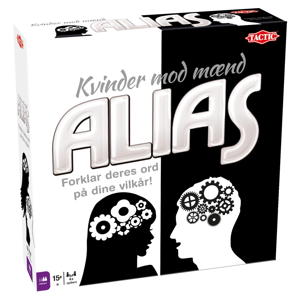 Alias - Kvinder mod mænd