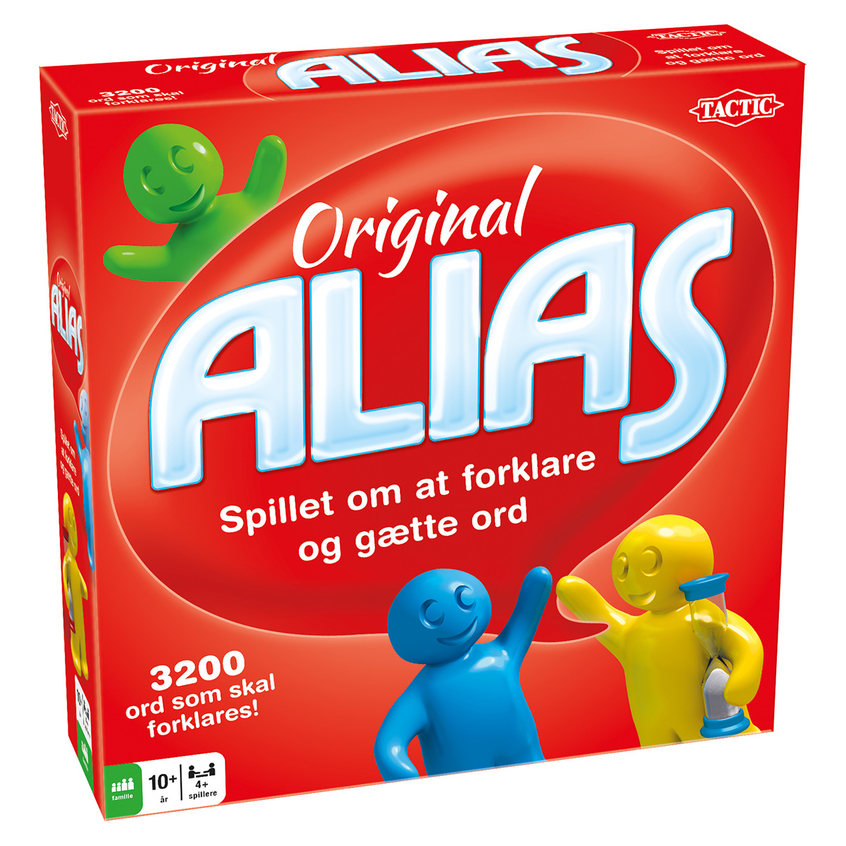 Image of   Alias - Original