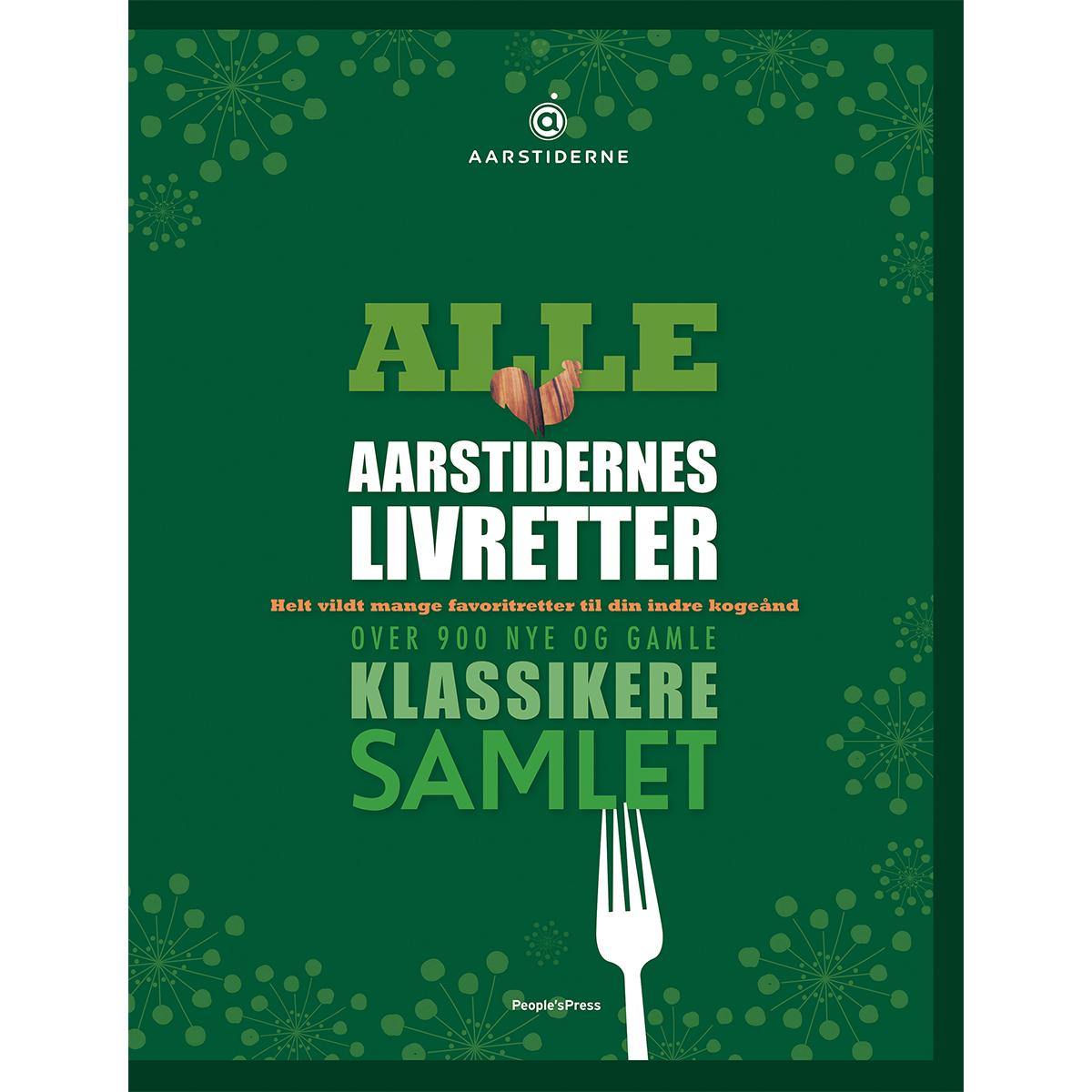 Image of   Alle Aarstidernes livretter - Indbundet
