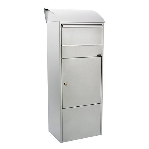 Image of   Allux pakkepostkasse - 820 - Galvaniseret stål
