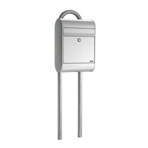 Image of   Allux postkasse - 5000 - Galvaniseret stål
