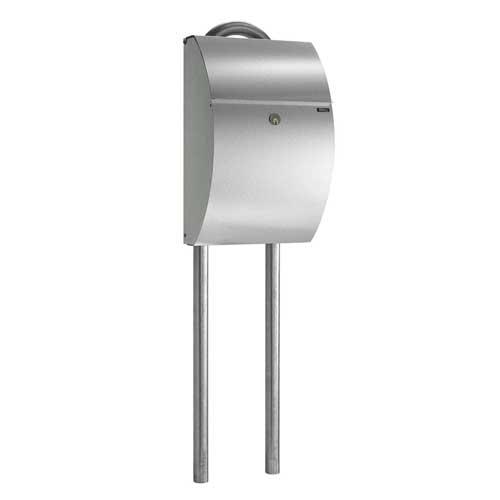 Image of   Allux postkasse - 7000 - Galvaniseret stål