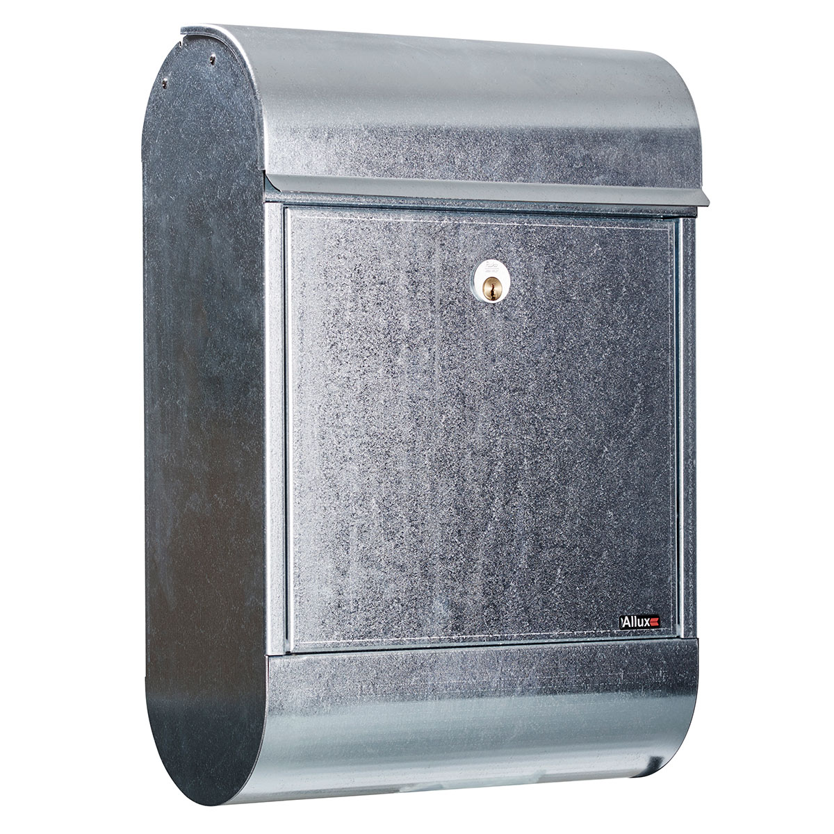 Image of   Allux postkasse - 8900 - Galvaniseret stål