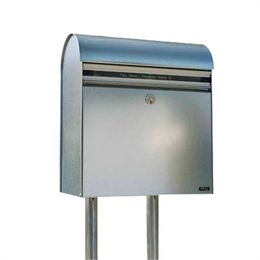 Image of Allux postkasse - KS200 - Galvaniseret stål