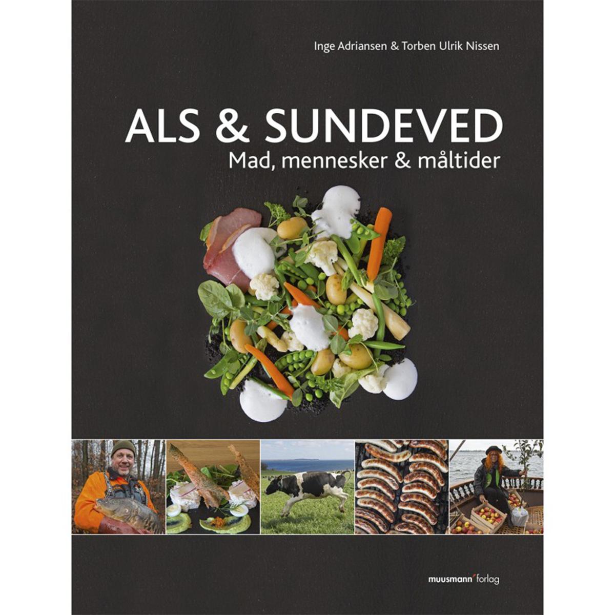 Image of   Als og Sundeved - mad og mennesker - Hardback