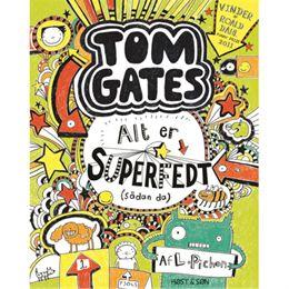 Image of   Alt er superfedt (sådan da) - Tom Gates 3 - Hæftet