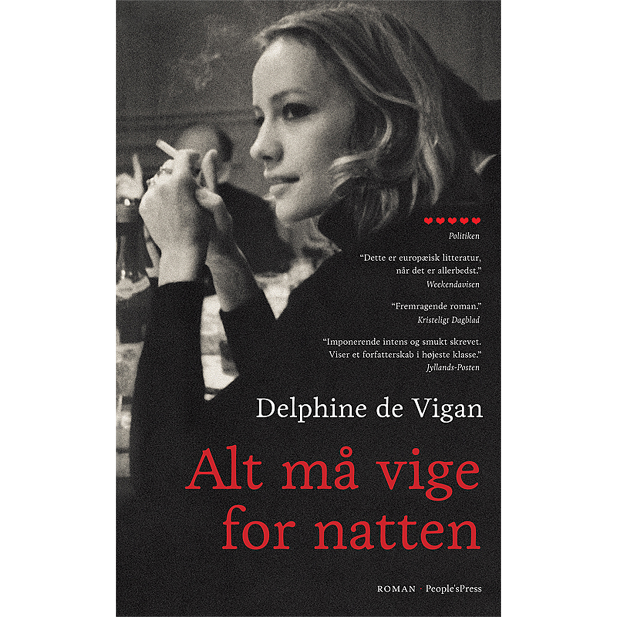 Image of   Alt må vige for natten - Paperback