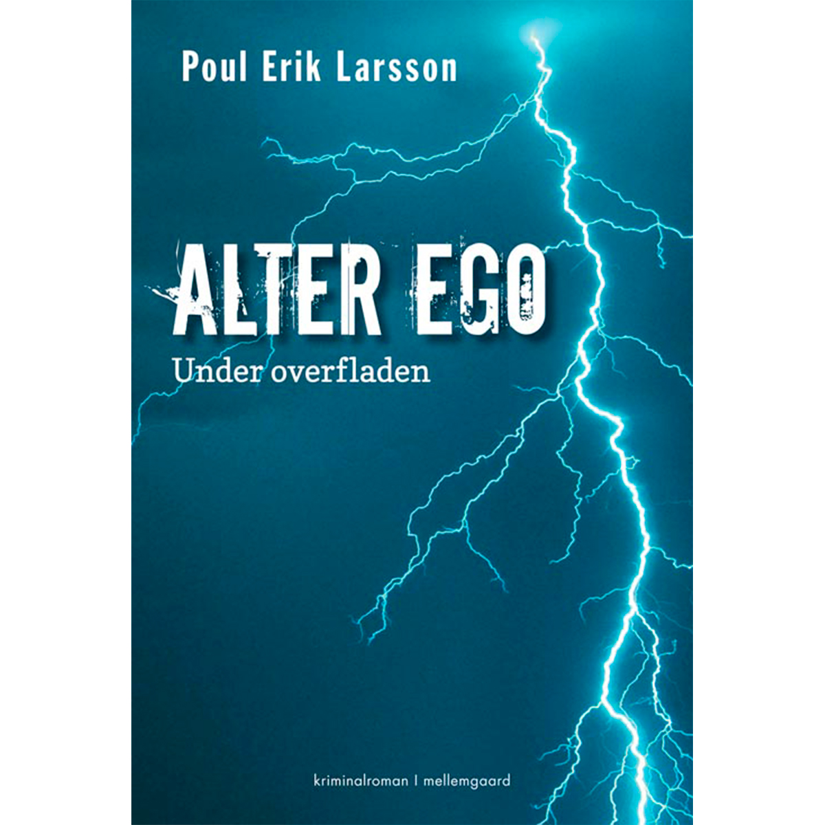Image of   Alter ego - Under overfladen - Hæftet