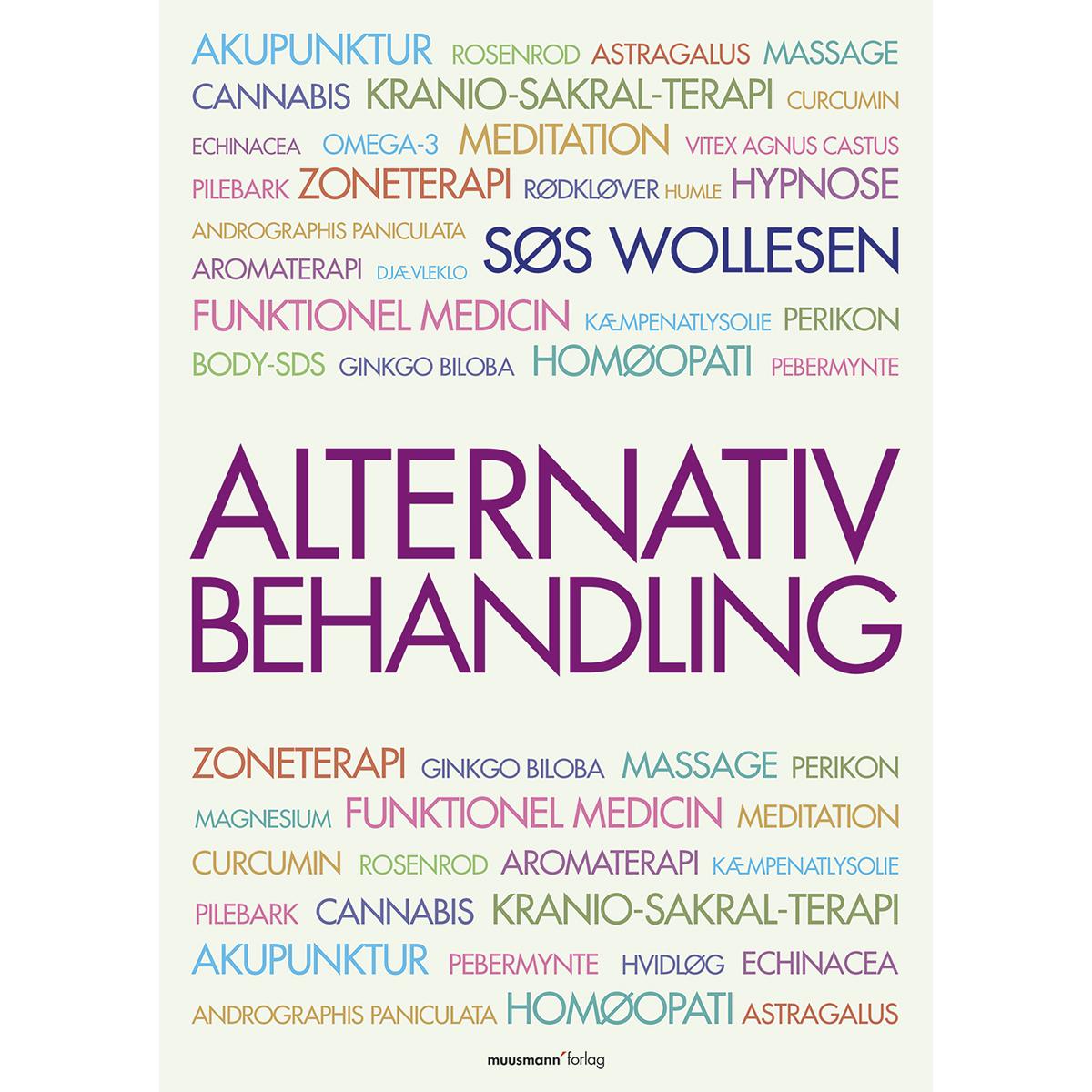 Image of   Alternativ behandling - et begreb fra fortiden - Paperback