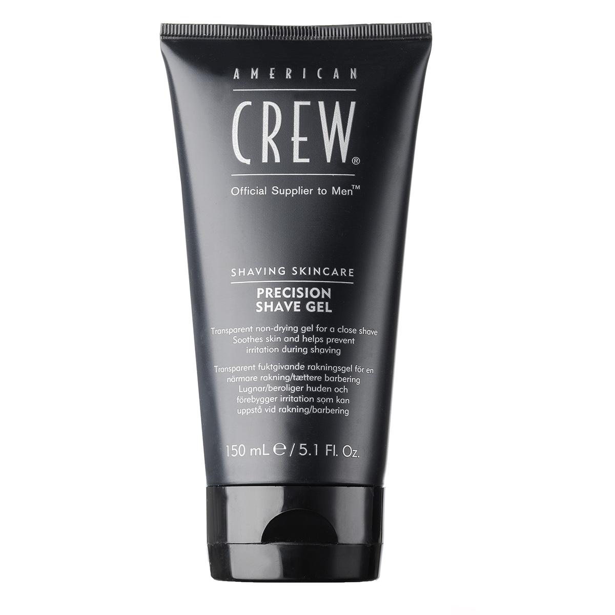 American Crew Shaving Skincare Precision Shave Gel - 150 ml