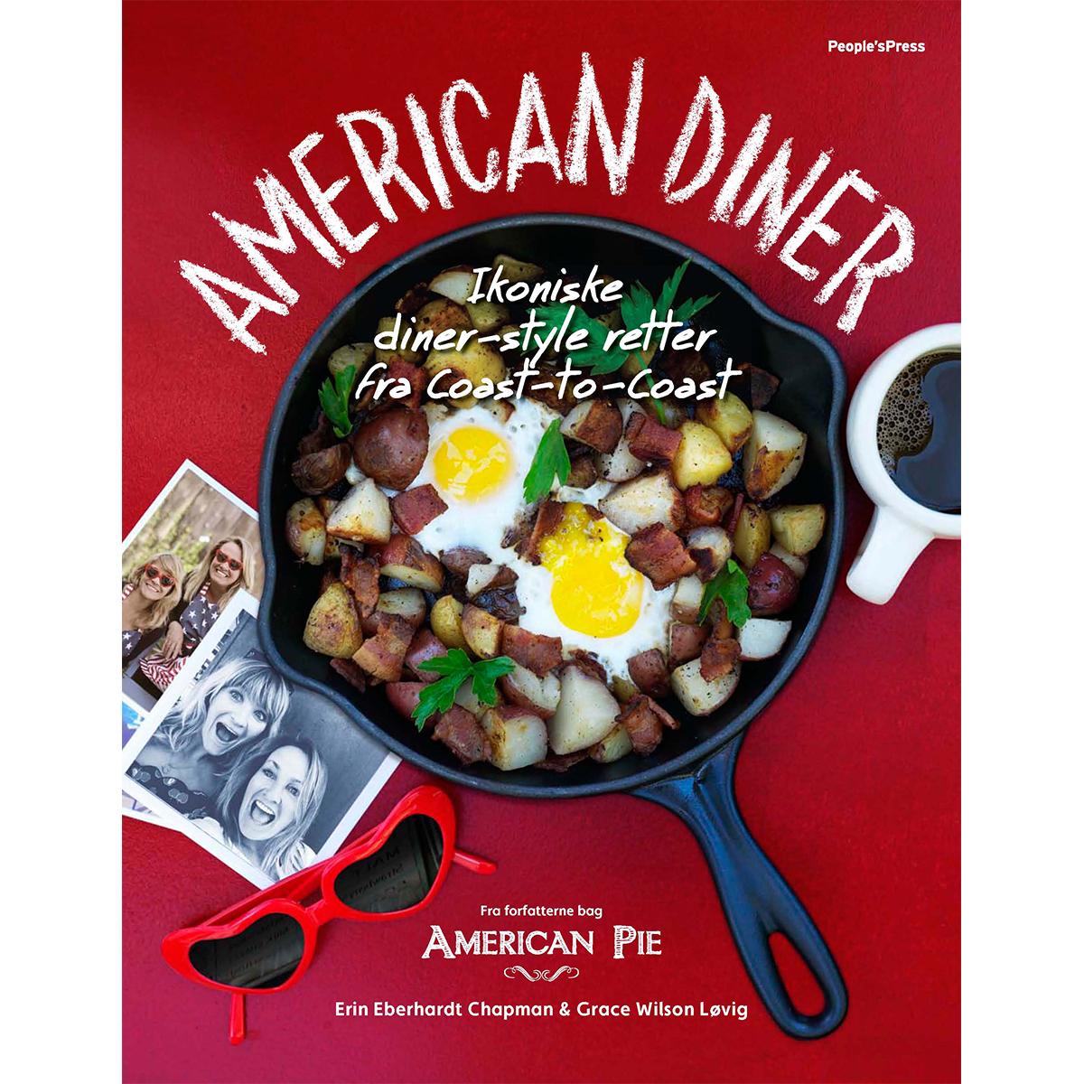 Image of   American diner - Indbundet