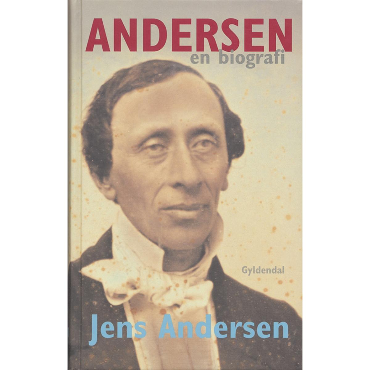 Billede af Andersen - en biografi - Hardback
