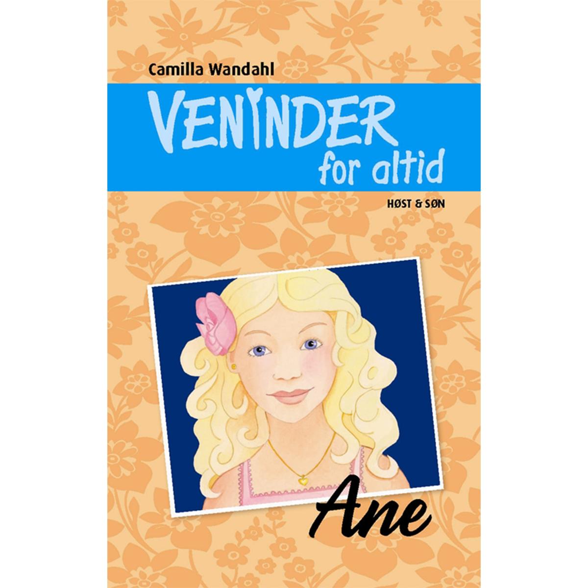 Image of   Ane - Veninder for altid 3 - Indbundet