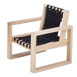 Image of   Änglamark stol - Collect Furniture Frame Chair - Small - Eg/sort