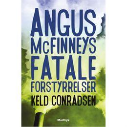 Image of   Angus McFinneys fatale forstyrrelser - Hæftet
