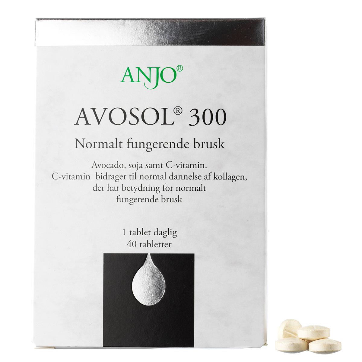 Anjo Avosol 300 - 40 stk.