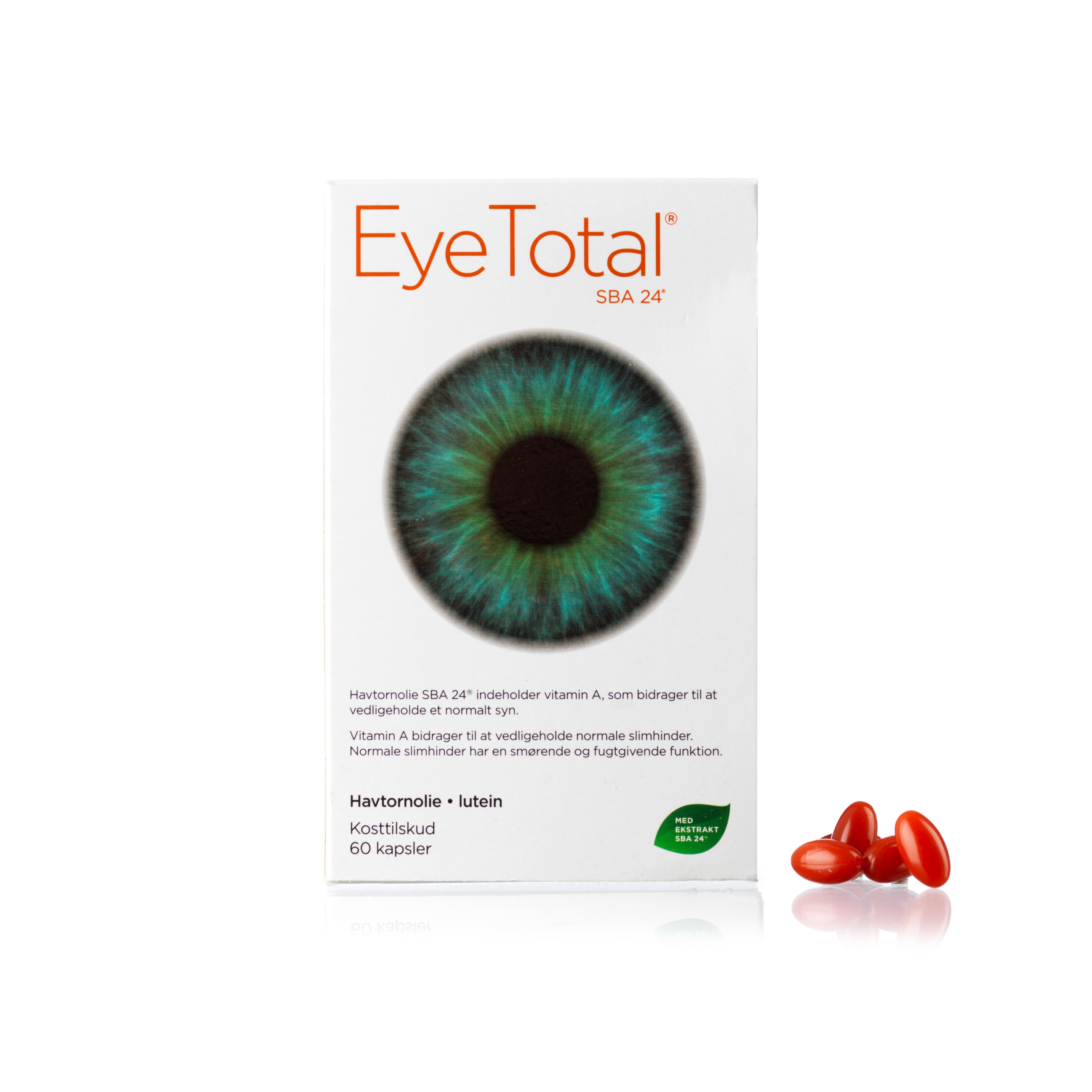 Image of   Anjo EyeTotal SBA 24 - 60 stk.