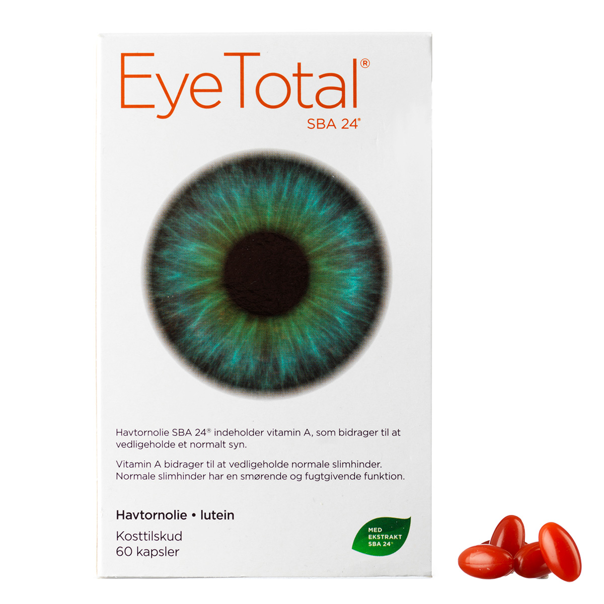 Anjo EyeTotal SBA 24 - 60 stk.