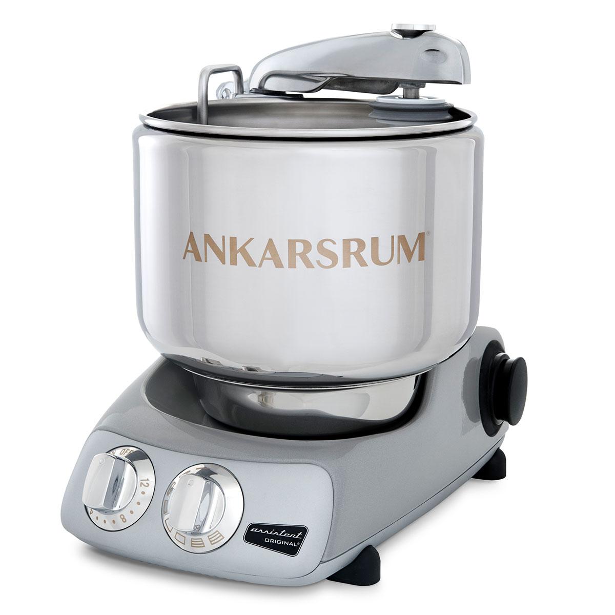 Image of   Ankarsrum køkkenmaskine - Assistent original 6230JS - Jubilee Silver