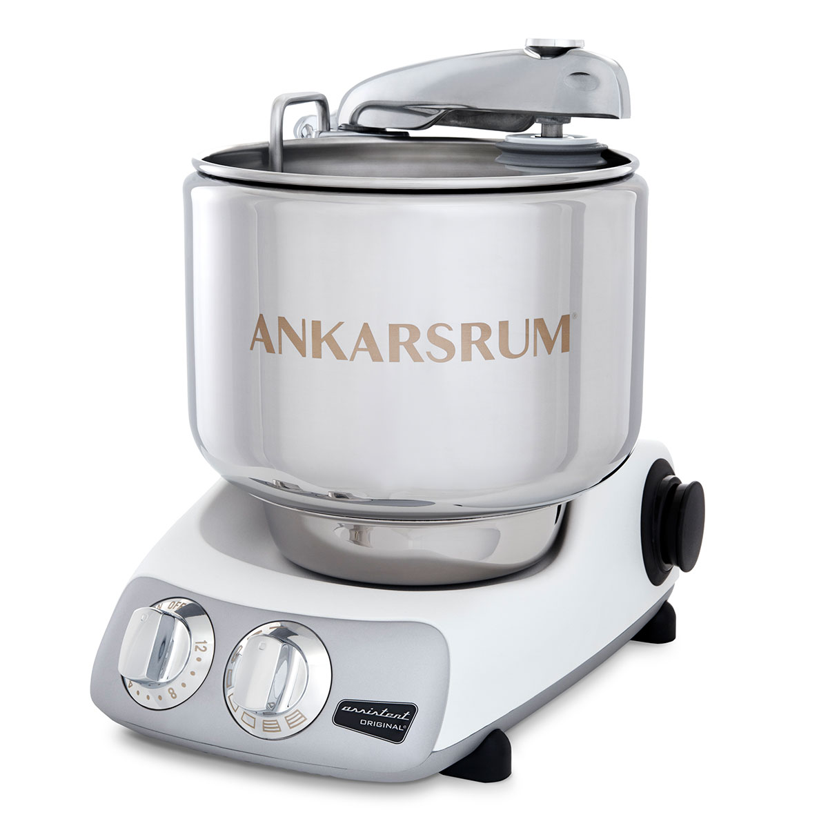 Image of   Ankarsrum køkkenmaskine - Assistent original 6230MW - Mineral White