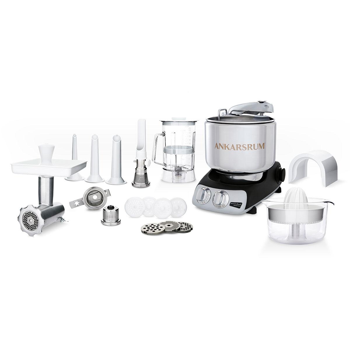 Image of   Ankarsrum køkkenmaskine - Assistent Original 6290B Deluxe - Matsort