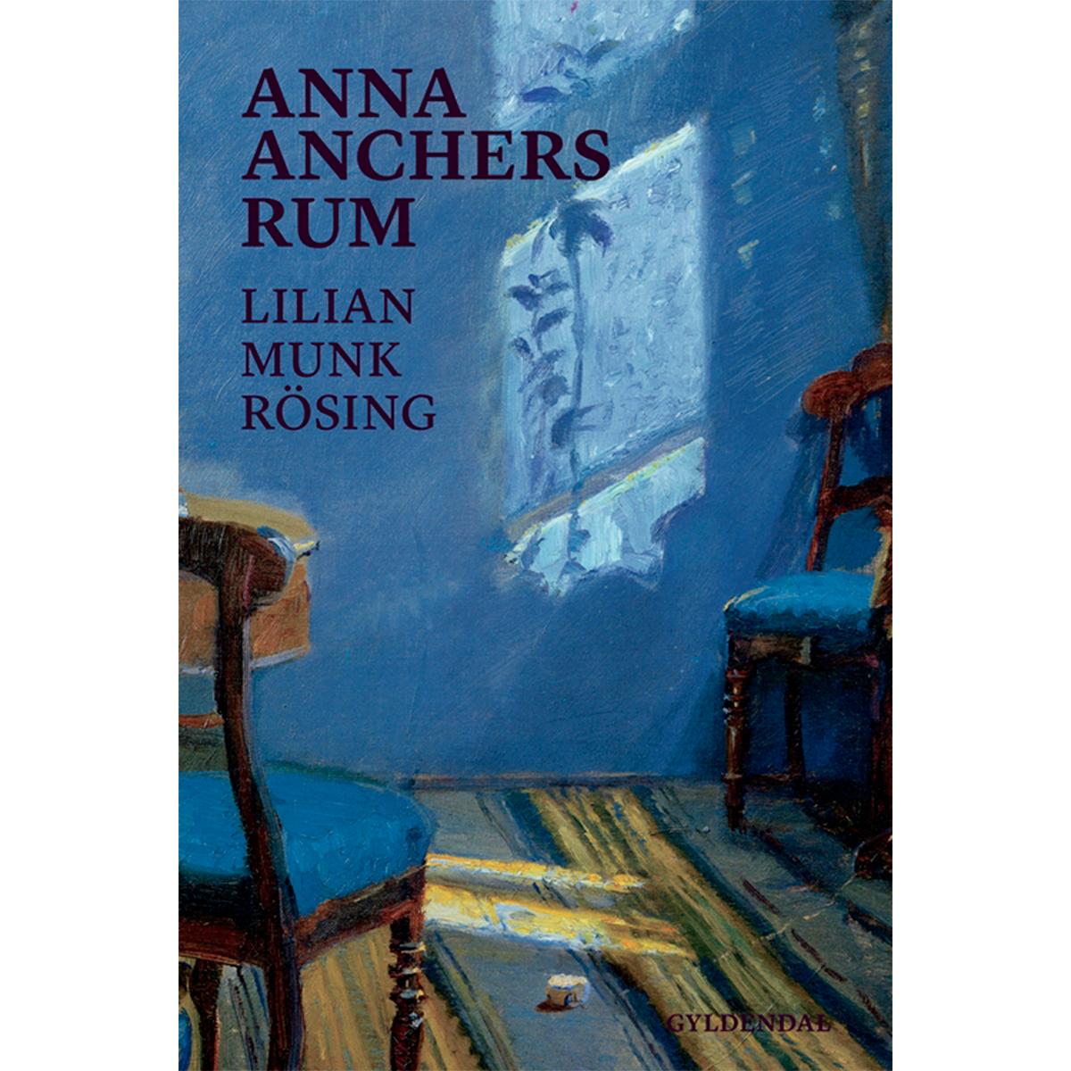 Billede af Anna Anchers rum - Hæftet