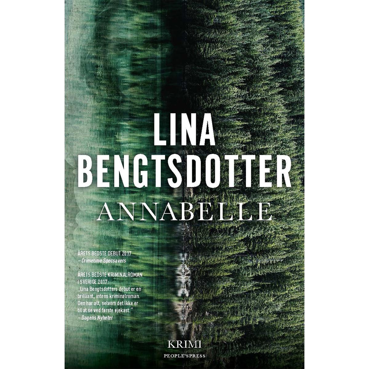 Image of   Annabelle - Indbundet
