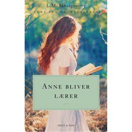 Image of   Anne bliver lærer - Anne fra Grønnebakken 2 - Paperback