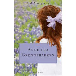 Image of   Anne fra Grønnebakken - Anne fra Grønnebakken 1 - Paperback