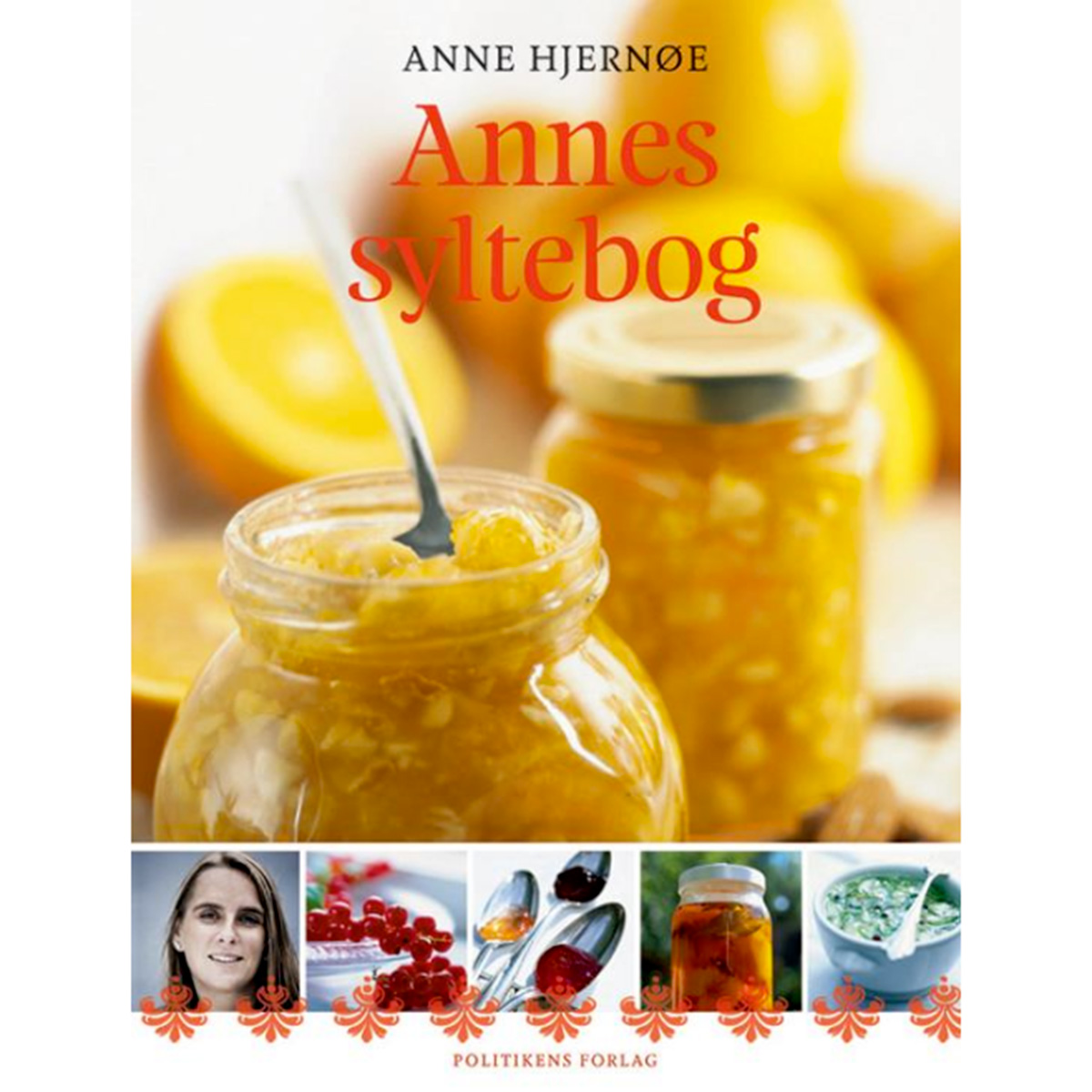 Image of   Annes syltebog - Hardback