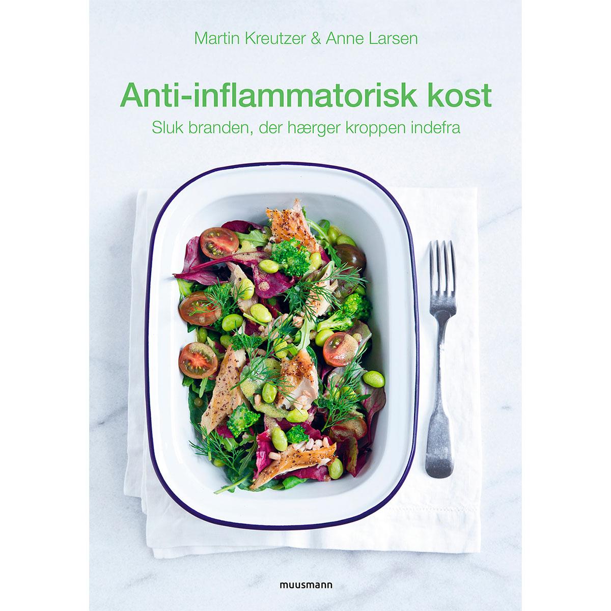 Image of   Anti-inflammatorisk kost - Paperback