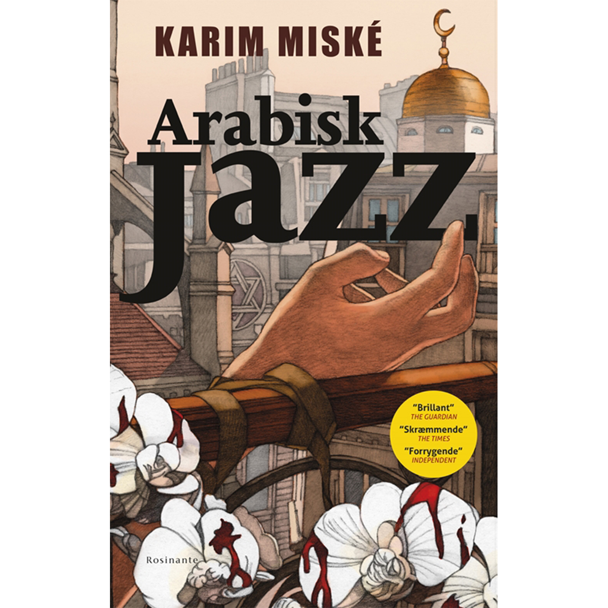 Image of   Arabisk jazz - Hæftet