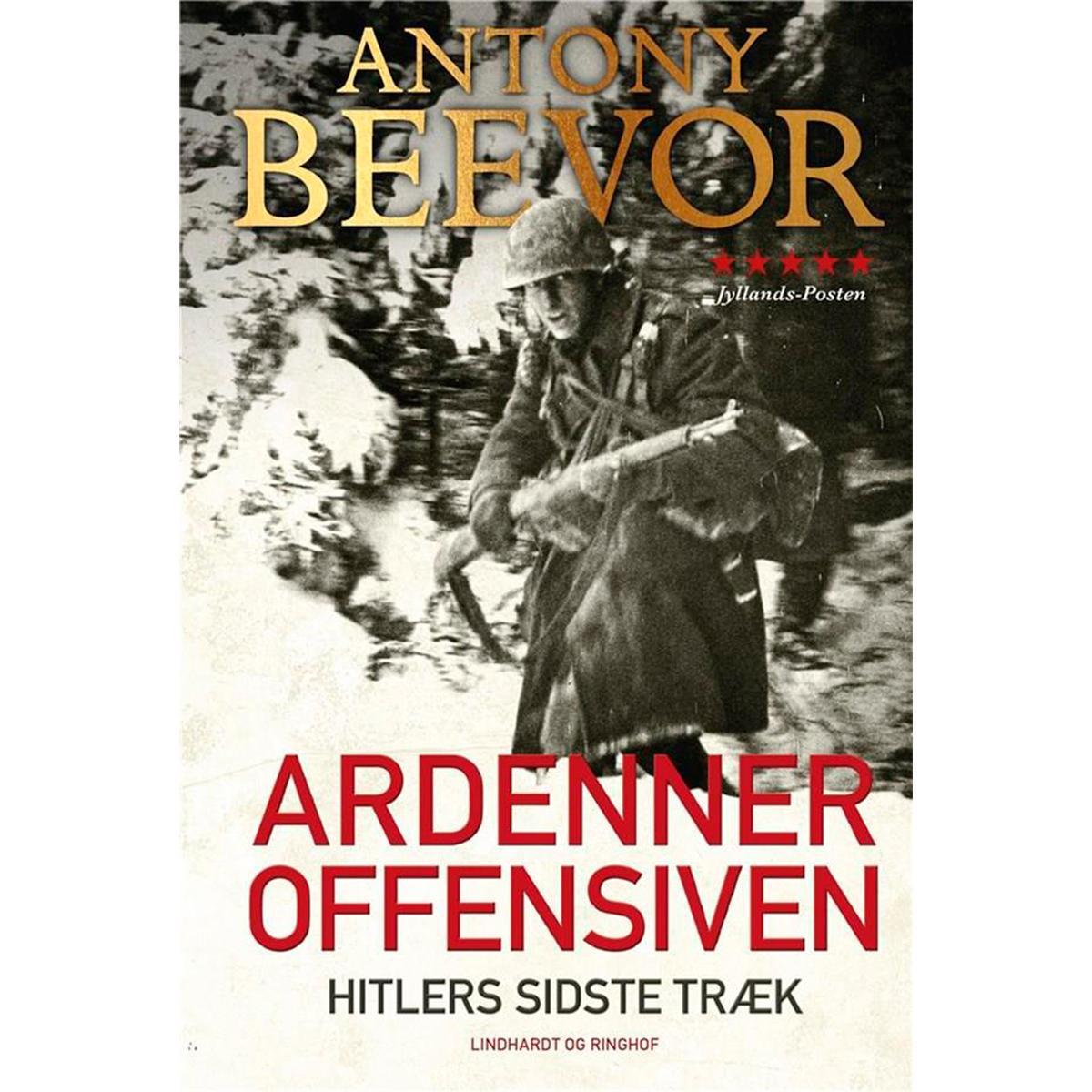 Image of   Ardenneroffensiven - Hitlers sidste træk - Hæftet