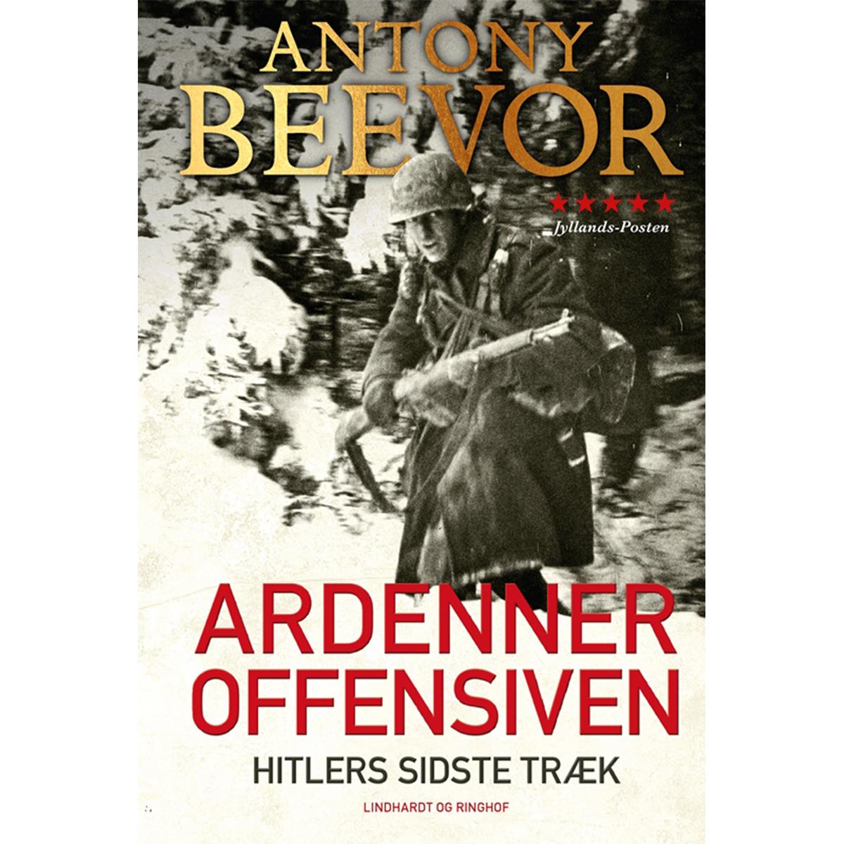 Image of   Ardenneroffensiven - Hitlers sidste træk - Indbundet