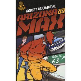 Image of   Arizona Max - Cherub 3 - Hæftet