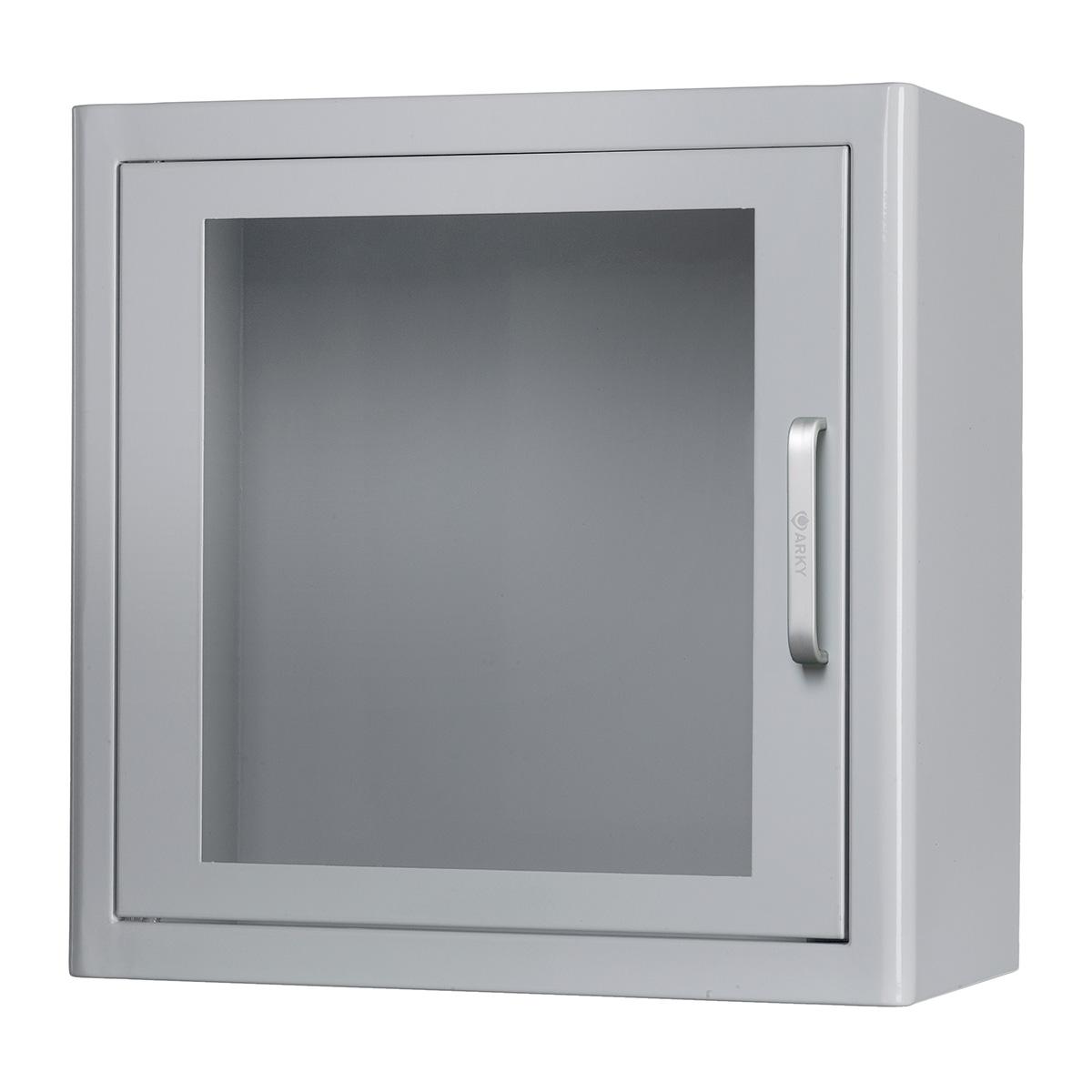 Image of   Arky indendørs væghængt skab til hjertestarter - Hvid