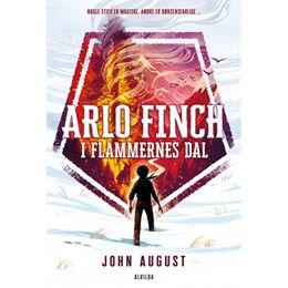 Image of   Arlo Finch i flammernes dal - Arlo Finch 1 - Indbundet