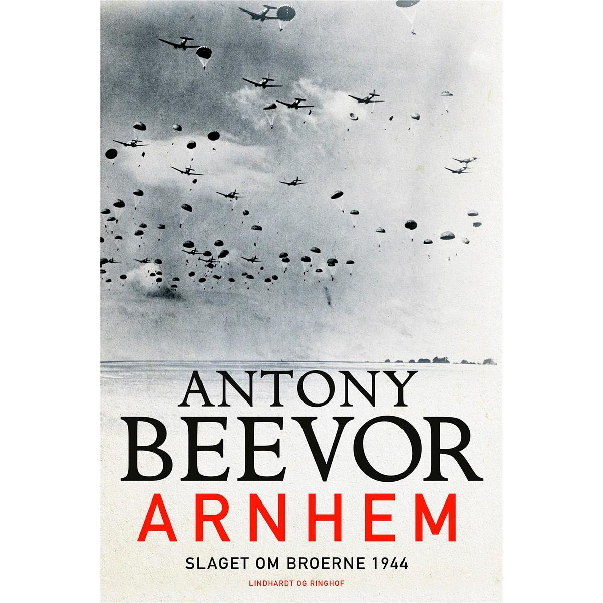 Image of   Arnhem - Slaget om broerne 1944 - Indbundet