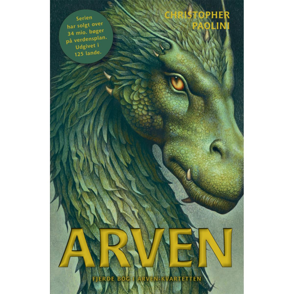 Image of   Arven - Arven 4 - Paperback