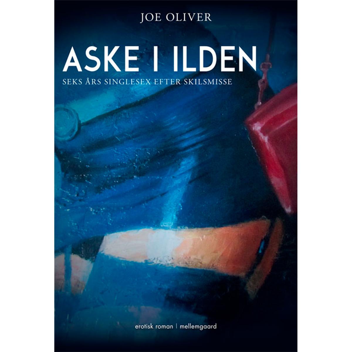 Image of   Aske i ilden - Seks års singlesex efter skilsmisse - Hæftet