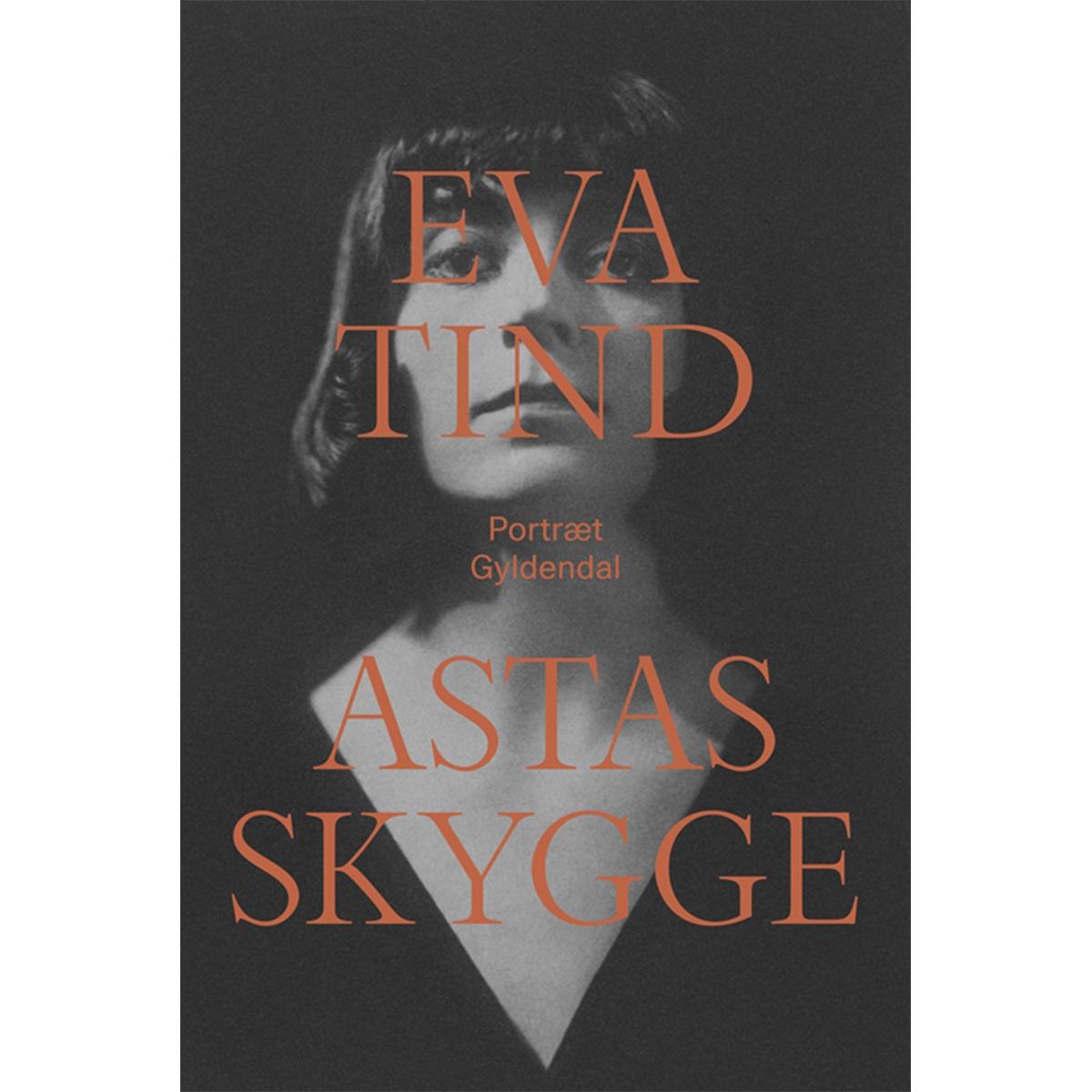 Billede af Astas skygge - portræt - Hæftet