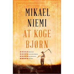 Image of   At koge bjørn - Paperback