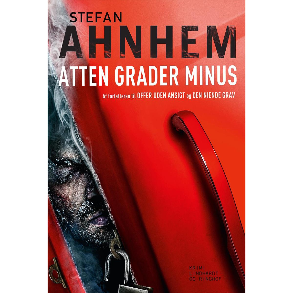 Image of   Atten grader minus - Fabian Risk 3 - Hæftet