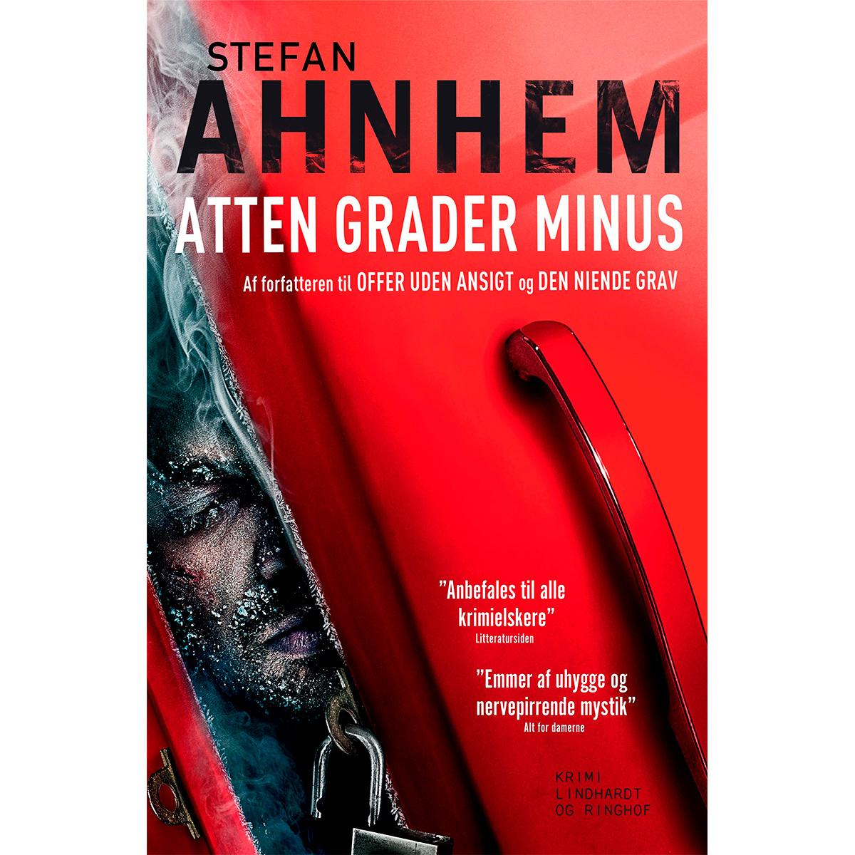 Image of   Atten grader minus - Fabian Risk 3 - Paperback