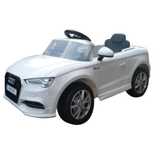 Image of   Audi elbil - A3 - Hvid