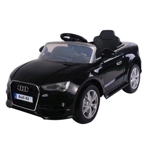 Image of   Audi elbil - A3 - Sort