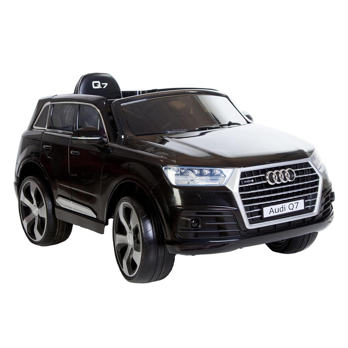 Image of   Audi elbil - Q7 - Sort
